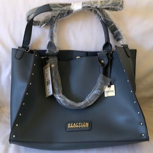 Kenneth Cole Reaction new with tags slate blue bag